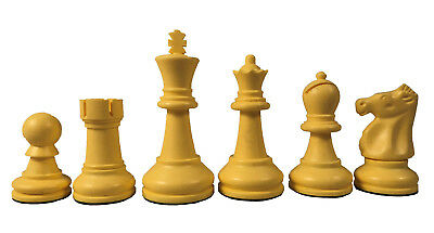 Buy Best Ultimate Triple Weight Chess Pieces - NO BOARD.