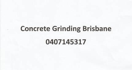 Concrete Grinding Brisbane