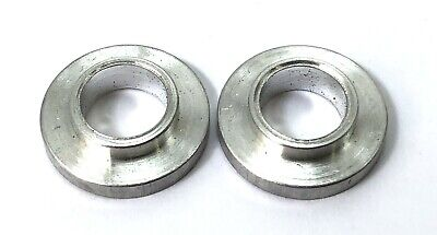 Pair Sturmey Archer 3//8 Domed Axle Nuts for Hub Gear Axle Bike Bicycle