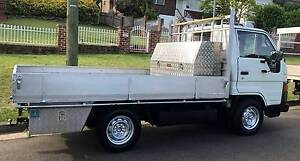 1991 Toyota Dyna 100 1.8L Petrol Truck $8000ono Ryde Ryde Area Preview