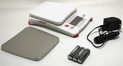 Ohaus CX5200-AC Compass CX Compact Scale with AC Adapter 5200 g x 1 g