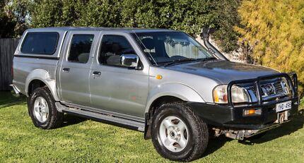 2004 Nissan Navara Ute