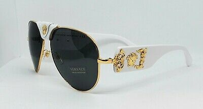 VERSACE SUNGLASSES MODEL  2150 Q  WHITE