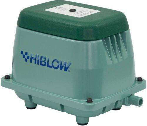 Hiblow HP-80 (HP80) LINEAR AIR PUMP POND AERATION SEPTIC AERATOR Pond Water