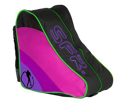 SFR Skates Bag Ice/Quad/Roller/Derby/Inline/Recreational Holder - Disco
