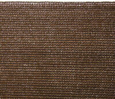Rete ombreggiante 95% marrone 2x5 mt Verdelook 991/24