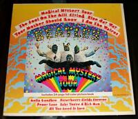 BEATLES MAGICAL MYSTERY TOUR ORIGINAL STEREO