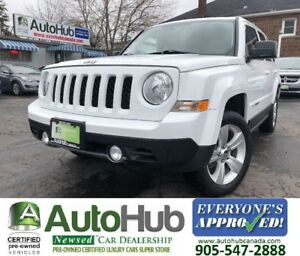 2012 Jeep Patriot Limited LIMITED-4X4-LEATHER-MINT CONDITION-HEA