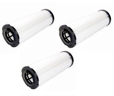 3 Filters for Dirt Devil Ultra Swivel Glide Vision F1 Vacuum Filter - 3 Filters (Dirt Devil Ultra Swivel)