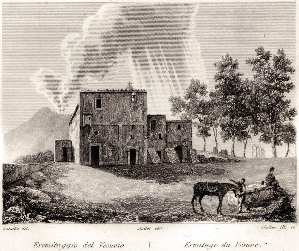 L'Hermitage du Vésuve