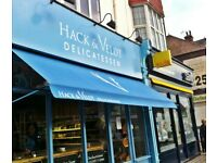 Full-time Deli Assistant in West London