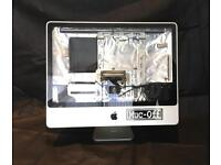 """24"""" iMac Late 2008 Casing only (back and front) with LCD screen!"""