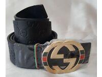 Mens Designer Belt