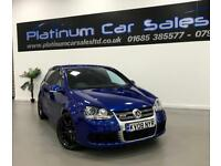 VOLKSWAGEN GOLF R32 4MOTION (blue) 2008