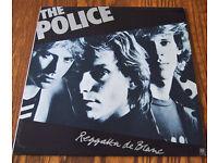 The Police - Reggatta de Blanc Vinyl LP