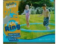 Children's splash ring