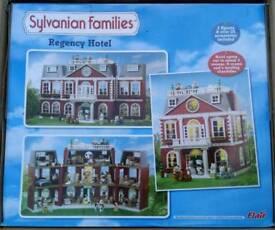 Sylvanians Regency Hotel