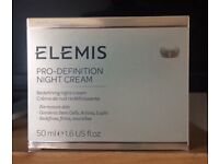 Elemis pro definition night cream