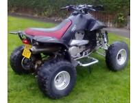 Quadzilla dinli 450f road Legal 2010 ready to go not raptor blaster kx ktm yzf