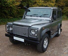 Land Rover Defender 90 2008 Tdci