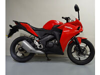 HONDA CBR125 2014 ONE OWNER FROM NEW, 125CC