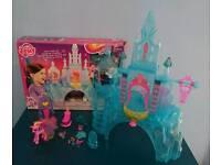 My little pony crystal castle