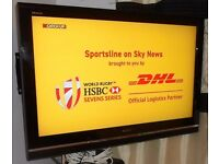 """Sony Bravia KDL-37V5500 37"""" TV Full HD 1080P LCD Freeview - Hardly Used - MINT CONDITION"""
