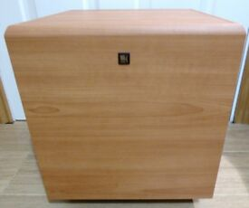 KEF PSW 1000 SUBWOOFER - LIKE NEW