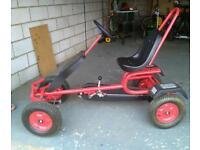 Adult go- cart.