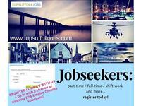 FIND JOBS IN SUFFOLK!