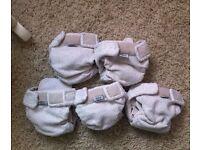 Little lamb reusable nappies size 2 x 5