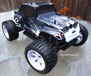 RC Monster Electric Truck 1/10 Scale 4WD Cornwall Ontario image 6