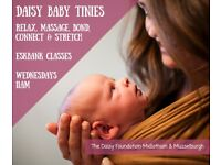 Mum and Baby Classes with Daisy Foundation Midlothian