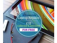 LAPTOP COMPUTER & PC REPAIR. FREE COLLECTION AND DROP OFF SERVICE IN LANARKSHIRE
