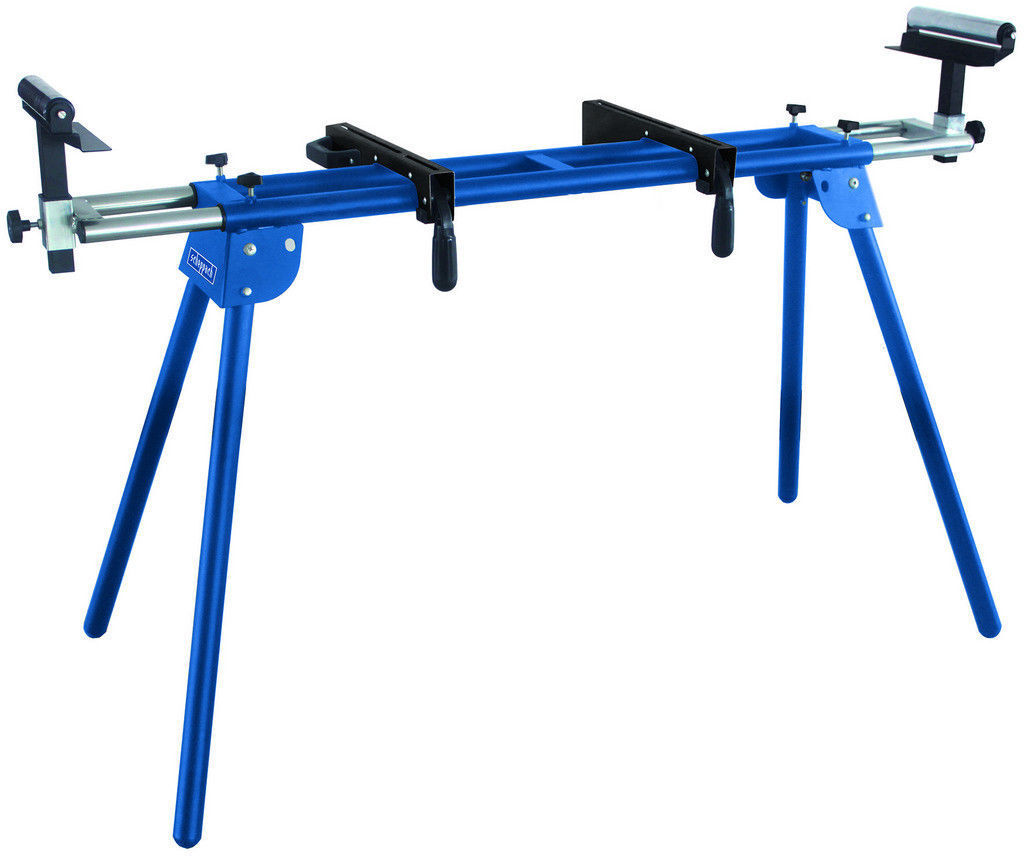 scheppach umf2000 universal sägetisch - blau/silber/schwarz