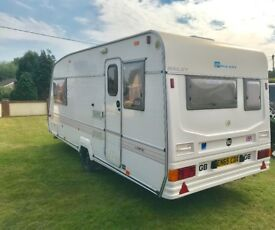 Bailey Pageant CD Tourer 1994 with Motor Mover Fitted Ideal Starter in VGC £1850