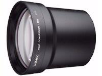 Panasonic DMW-LT55 Telephoto Conversion Lens