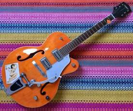GRETSCH ELECTROMATIC G5120, UPGRADED