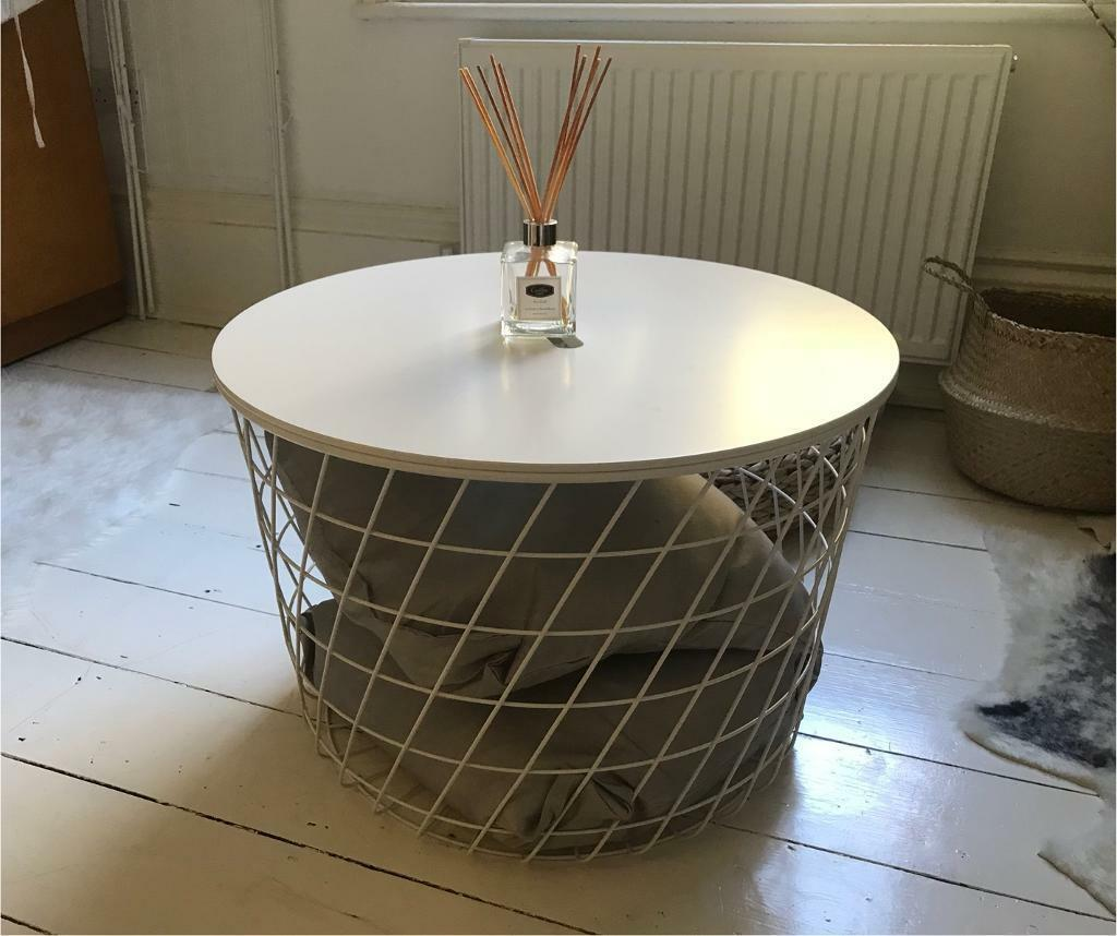 Ikea Kvistbro Storage Table Coffee Table In Stoke Newington London Gumtree