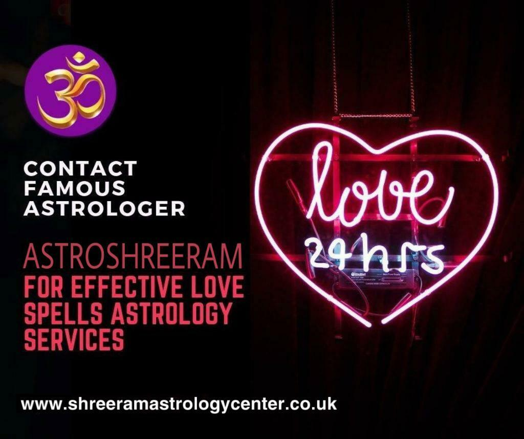 Top/Best/No1 Astrologer & Psychic Master Shreeram in Tooting, London
