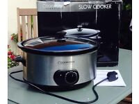 Slow cooker - barely used Large family size