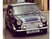 Classic Rover Mini Mayfair automatic 1000cc