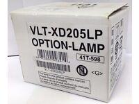 NEW Genuine Mitsubishi VLT-XD205LP Projector Lamp