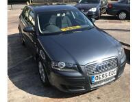 Audi A3 1.6 SE Sport Petrol Grey 5-dr NEW 12 MONTHS MOT £1200