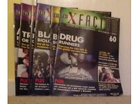 The X factor Magazine - Cover-ups, Paranormal, Mysteries, UFO's