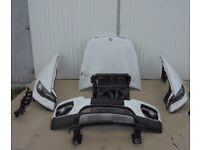 BMW E71 X6 5.0i 4,4 Front complete, bumper , fender hood
