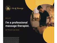 Professional massage in Brighton & Hove