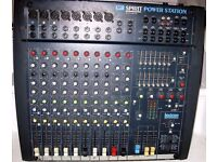 SOUNDCRAFT SPIRIT PA MIXER AMPLIFIER FX 12 chan 600w