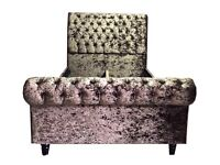 Royal Chesterfield Bed