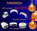 Gellak Set Gel nagels UV LED lamp 36 watt nagelfrees tot 50%